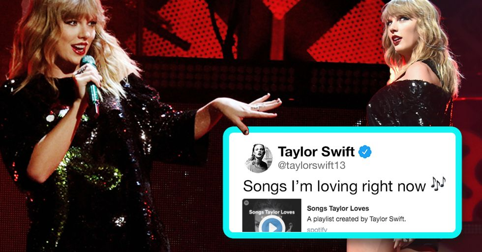 The 20 Songs on Taylor Swift's Personal Playlist You Need to Listen To