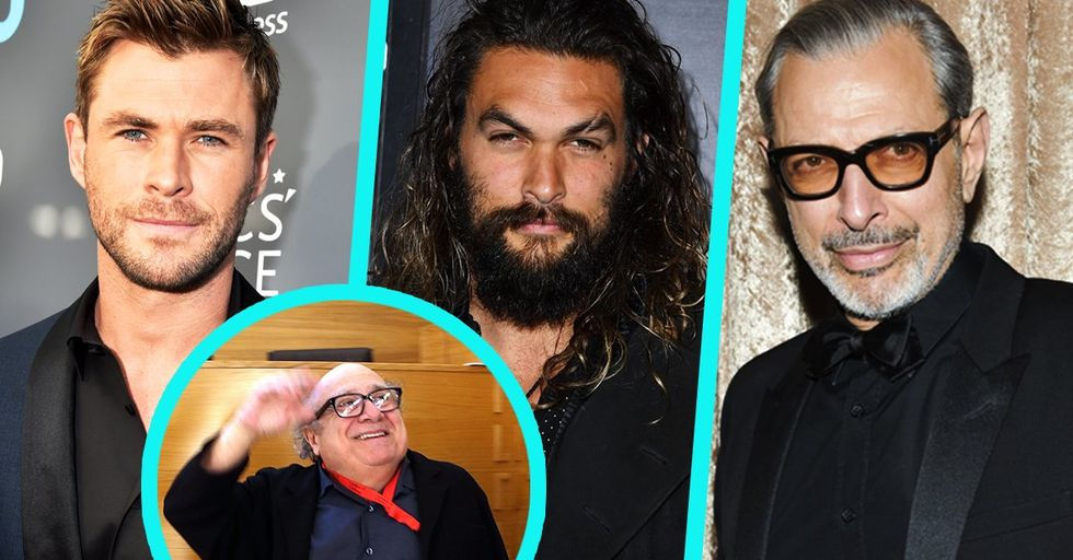 Find Out How You Measure Up Next to the Tallest Leading Men in Hollywood