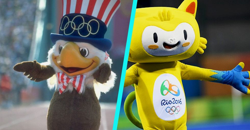 14 Olympic Mascots, Ranked from Least Horrifying to Most Horrifying
