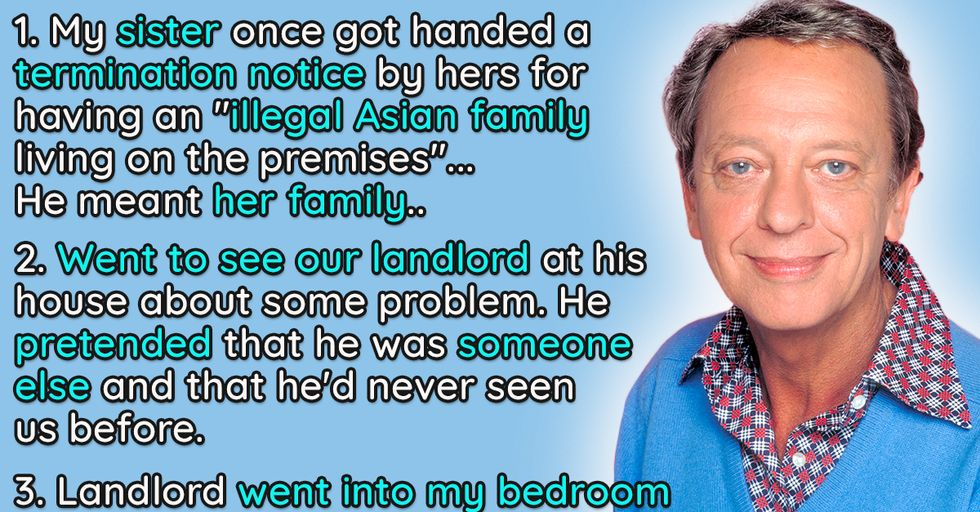 20 Stories of Creepy Landlords That Will Immediately Make You Wish You Were a Homeowner
