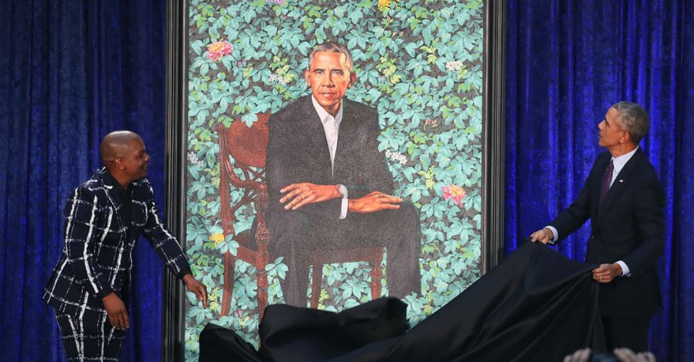 17 Mind-Blowing Paintings of Celebrities by Obama's Presidential Portrait Artist You Haven't Seen Yet