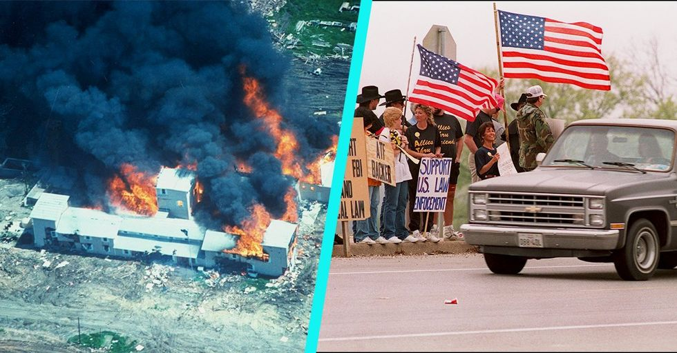 20 Terrifying True Facts About David Koresh, His Cult, and the Infamous Waco, Texas Siege