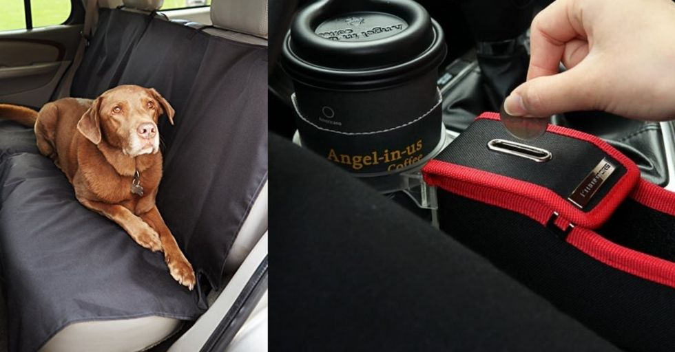 27 Things For You Car That'll Make Your Commute Less Boring
