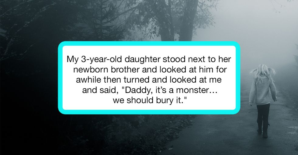 The 35 All-Time Creepiest Things Kids Have Ever Said