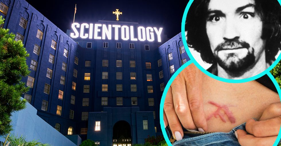 The 20 Most Terrifying Cults of All Time