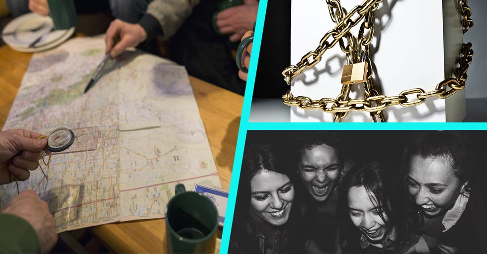 Employees Spill the 20 Weirdest Things They've Ever Seen People Do in Escape Rooms