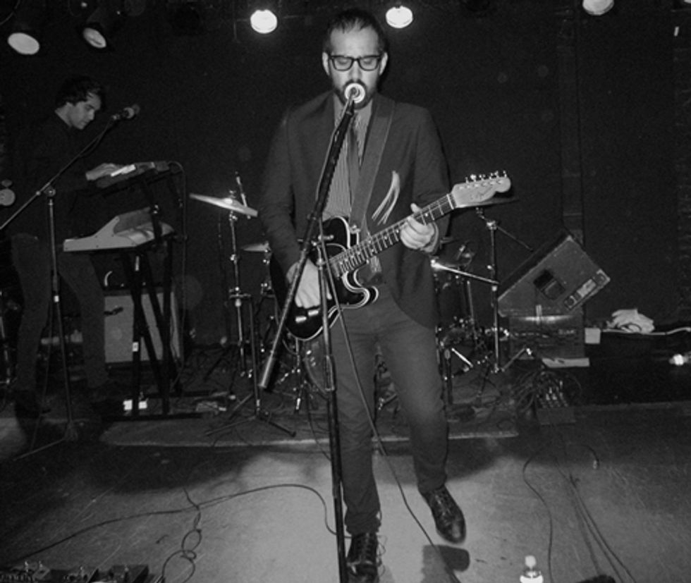 Iranian Rockers Hypernova Live Up to the... Hype at Mercury Lounge