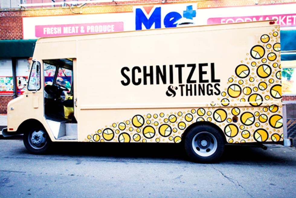 Restaurant of the Week: Schnitzel & Things