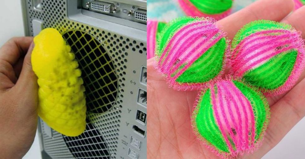 37 Insanely Satisfying Gadgets That Make Cleaning (Almost) Fun