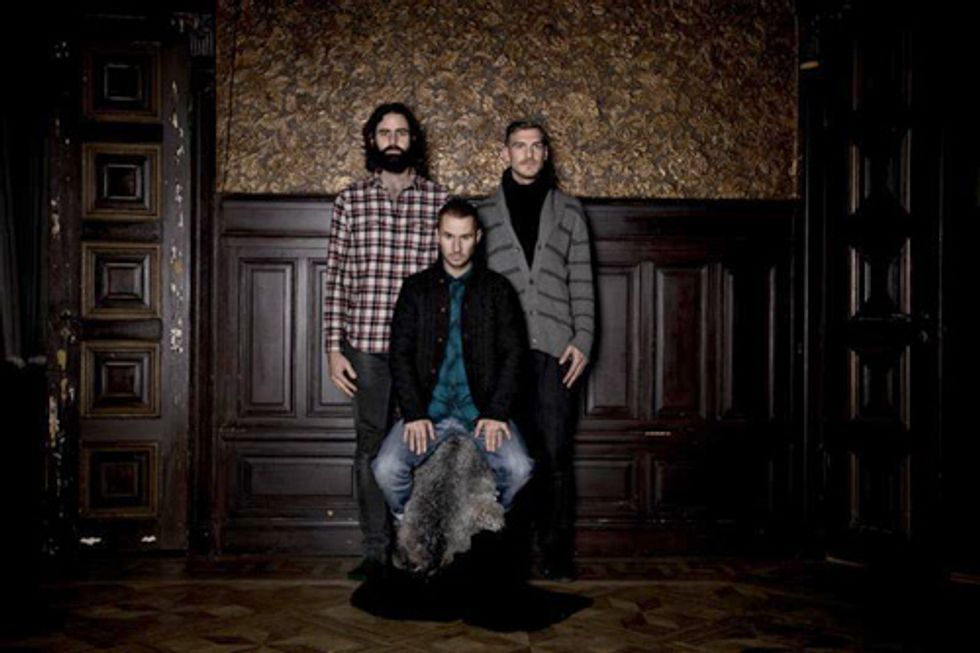 A Quiick Chiit-Chat Wiith Miike Snow's Andrew Wyatt