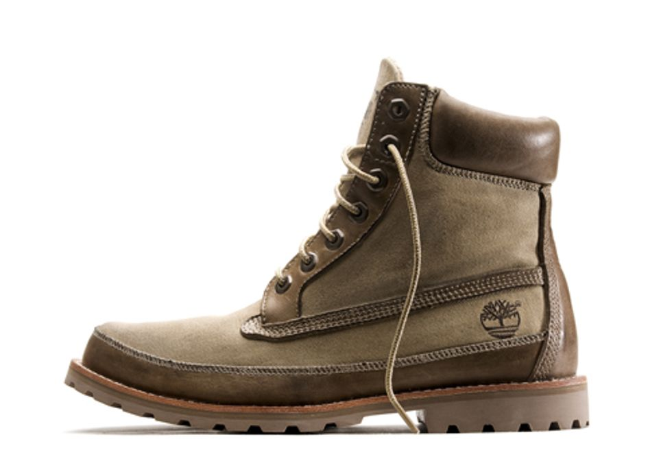 Market Watch: Yele Haiti Earthkeepers Boot by Timberland and Wyclef Jean