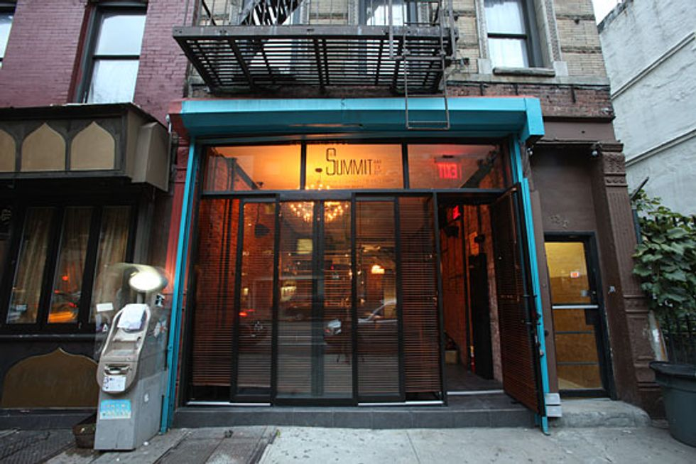 Bar of the Week: The Summit Bar
