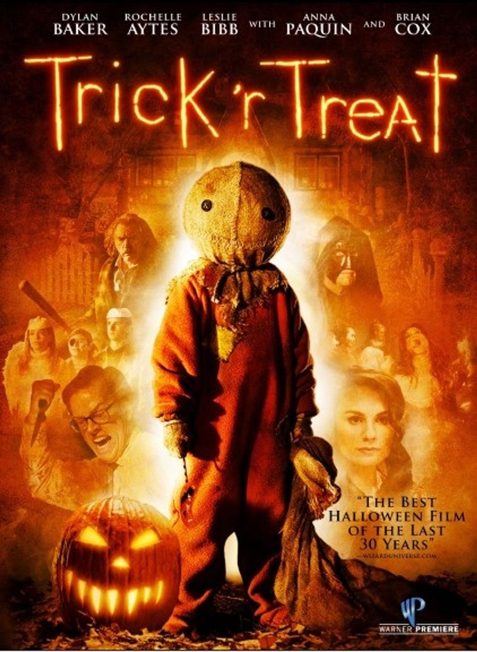 New Halloween Horror Classic: Trick 'R Treat Finally Out On DVD!