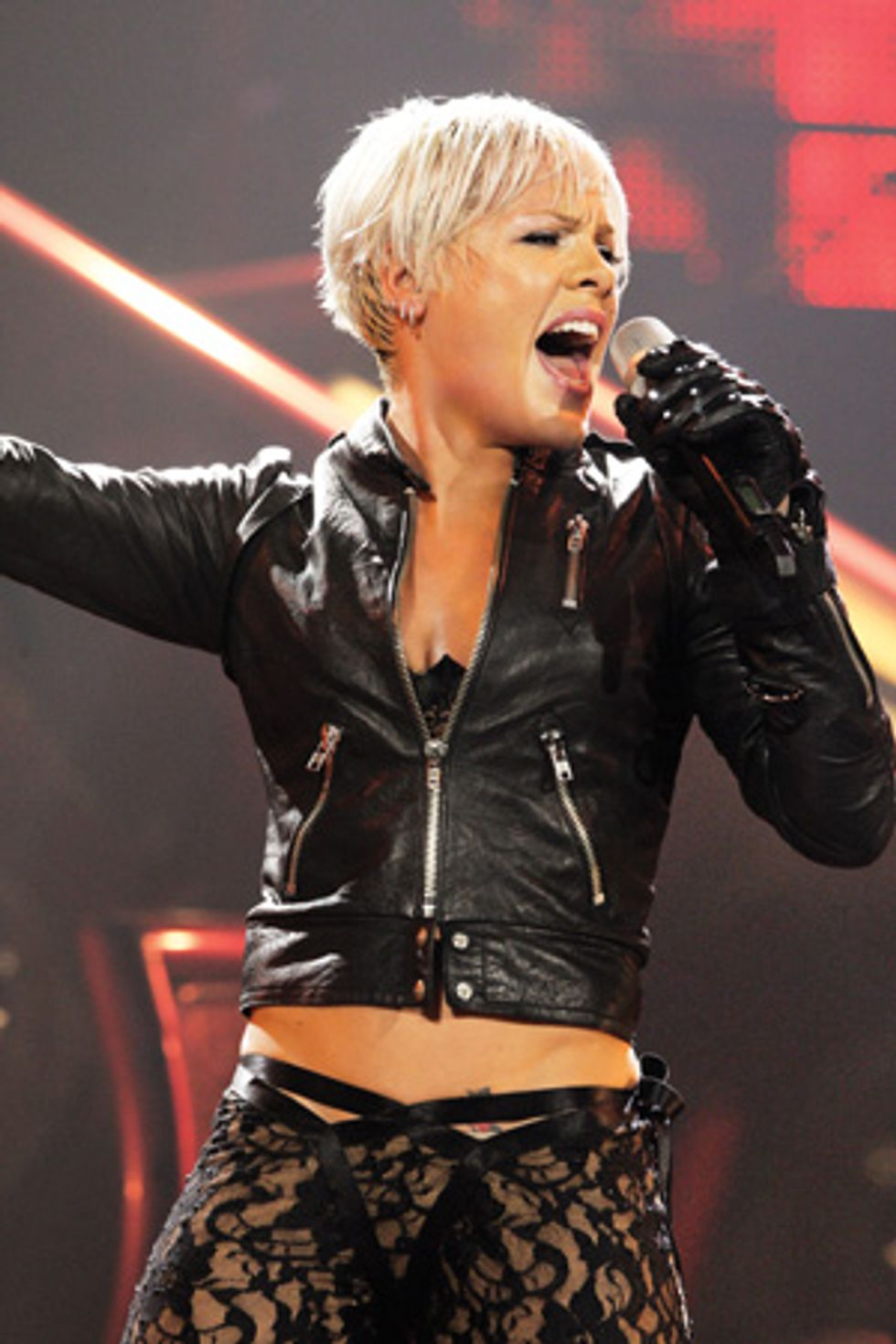 Pink Put on Quite the Show at MSG