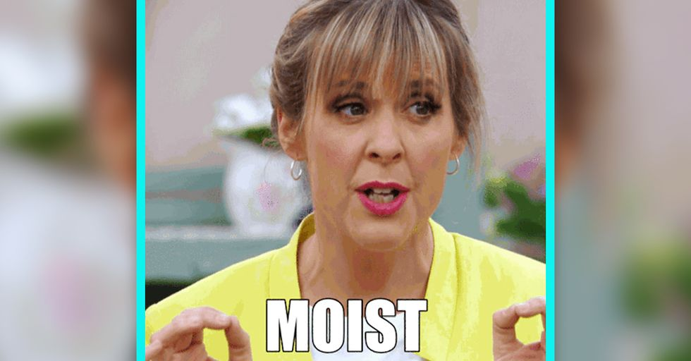 'Moist' and 18 Other Icky-Sounding Words That Everyone Despises