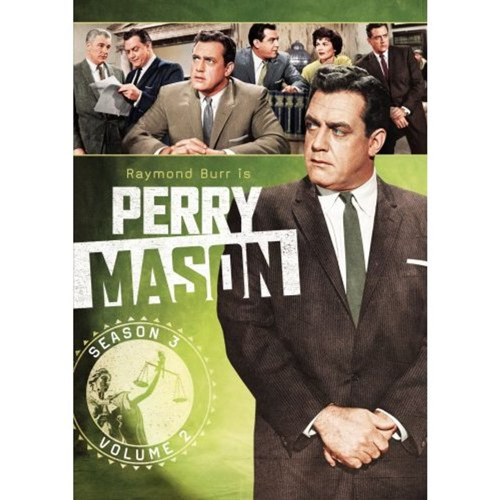 Disorder In The Court! Perry Mason Season 3 (Vol.2) on DVD
