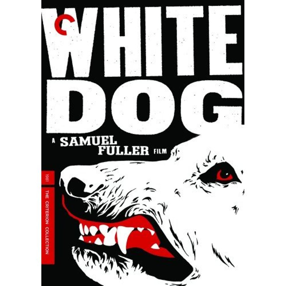 Must-See DVD: White Dog!