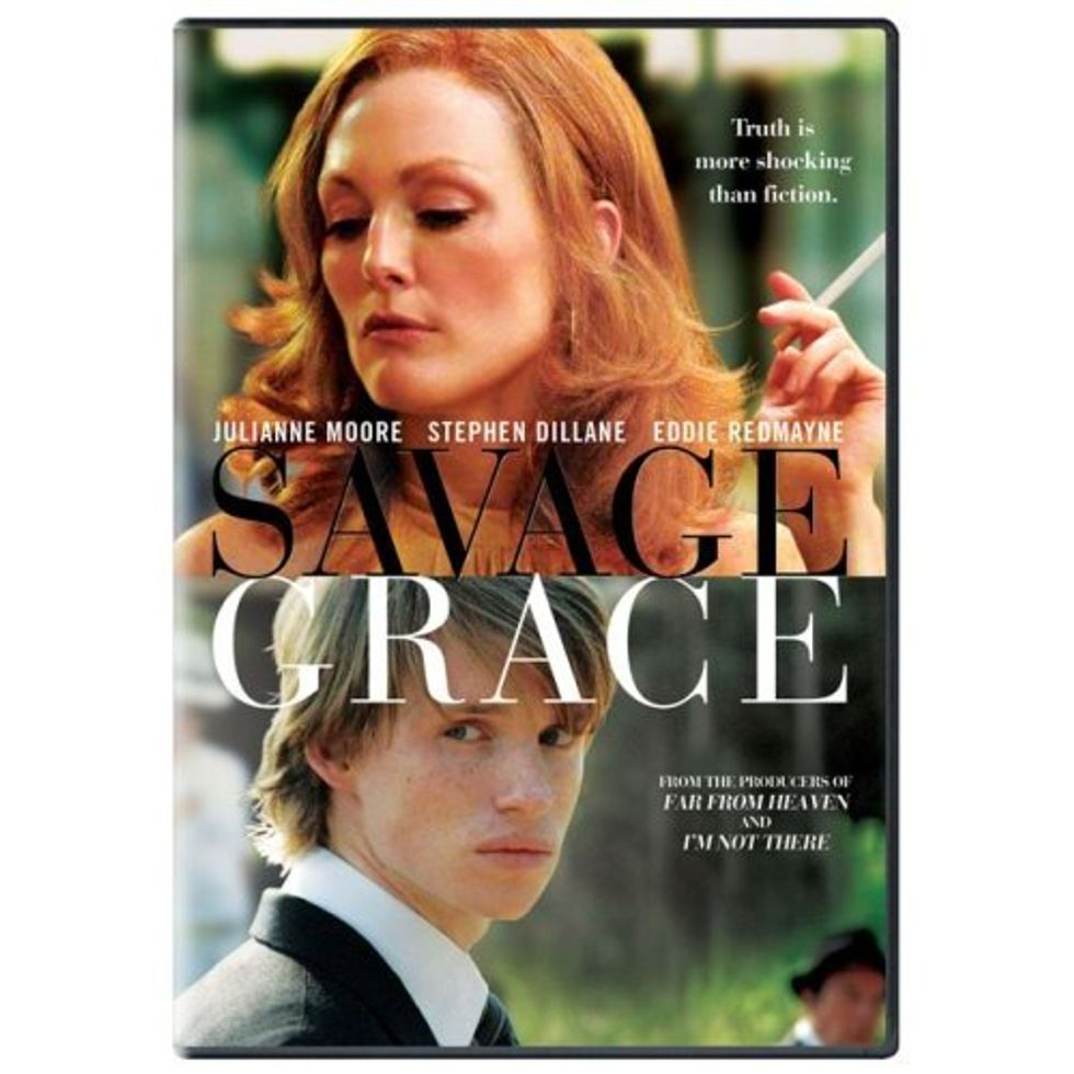 One Of 2008's Best Films, Savage Grace, On DVD!