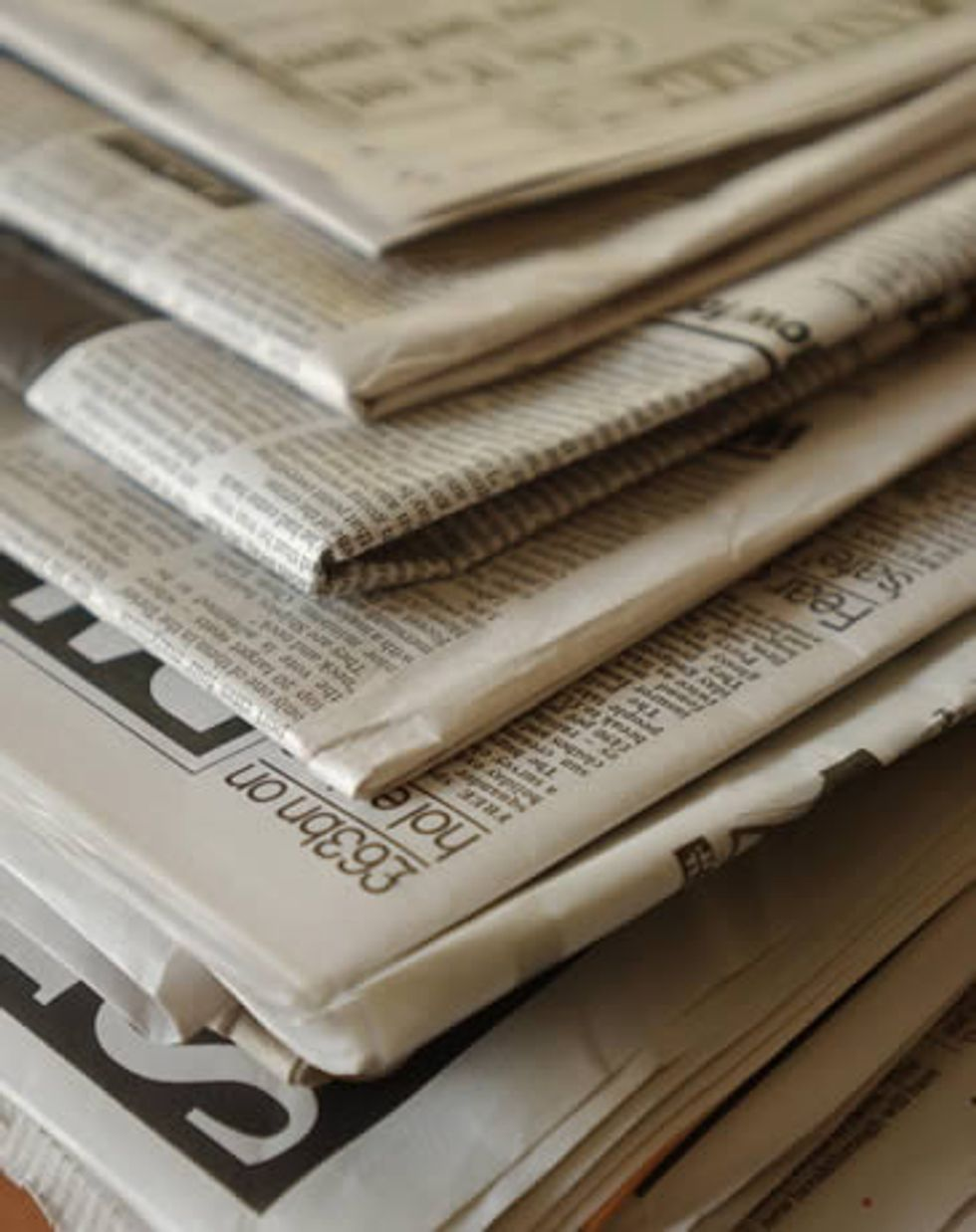 Good Spending: Buy a Newspaper Today
