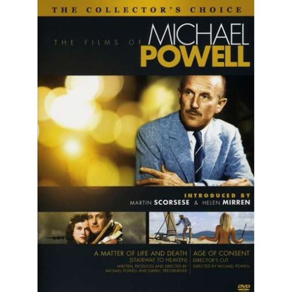 Two Great Films Of Michael Powell on DVD!