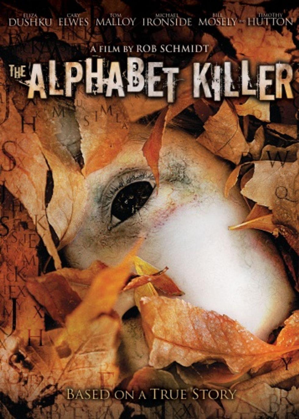 Off-Kilter Thriller: The Alphabet Killer On DVD!