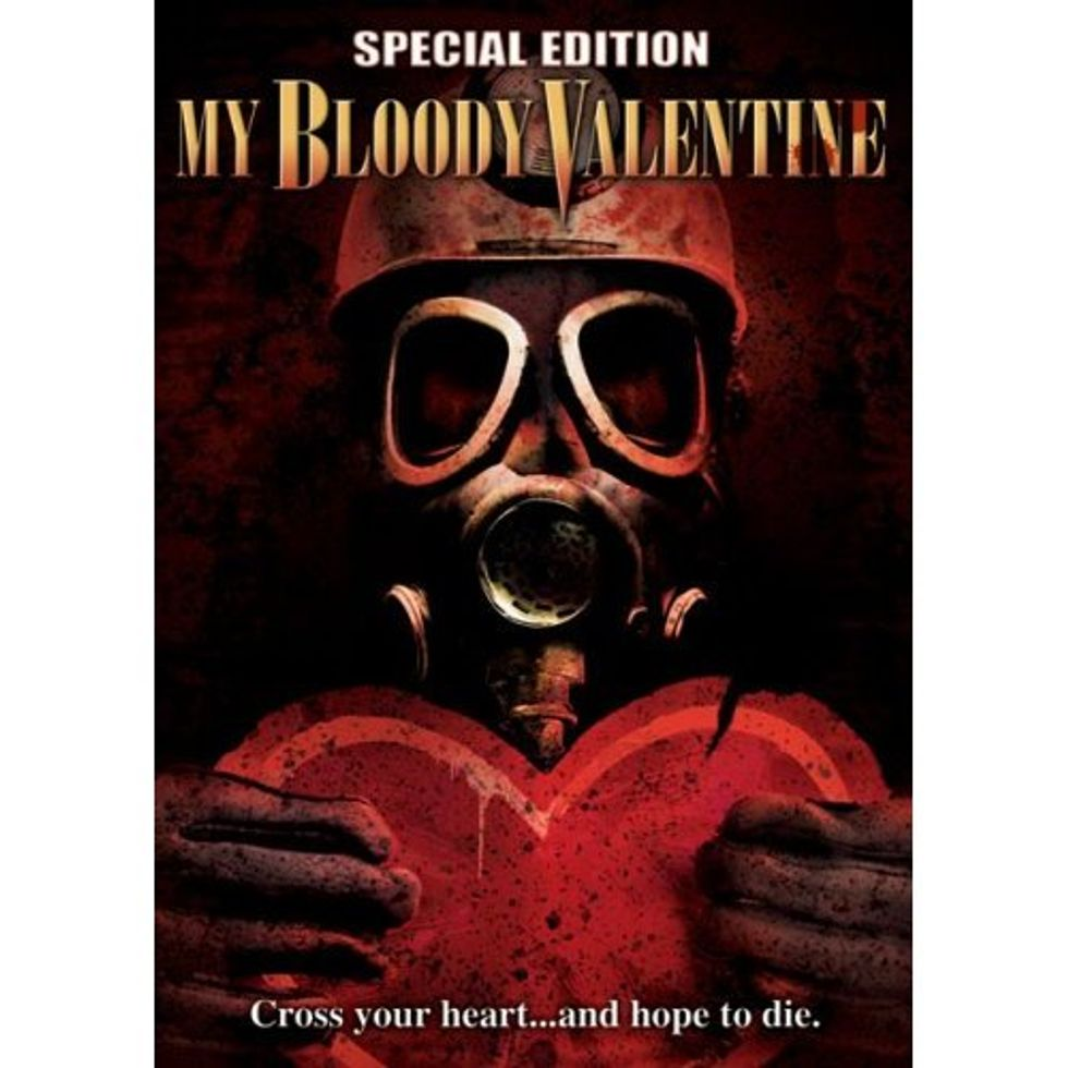 My Bloody Valentine Special Edition DVD!