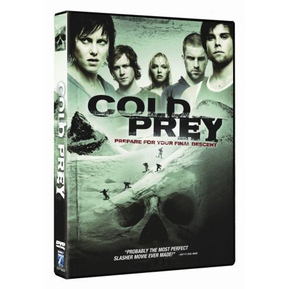 Cold Prey Will Give You Norwegian Wood!