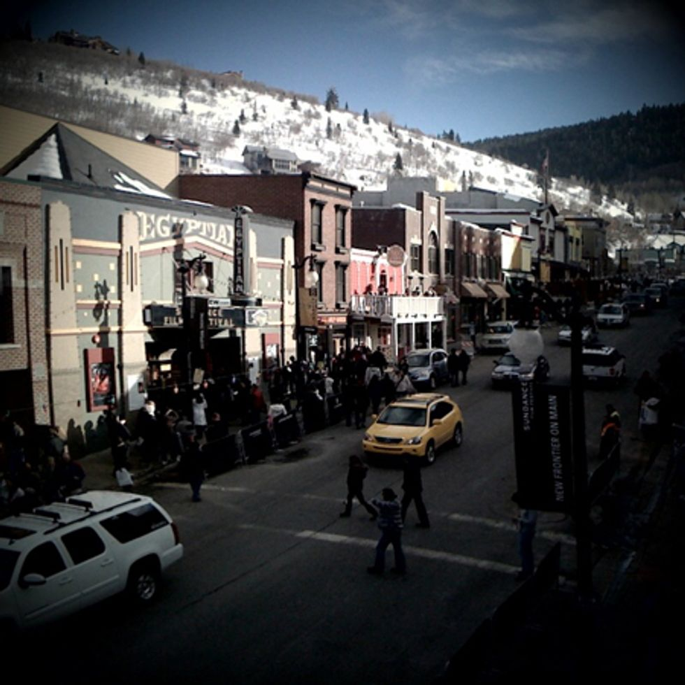 Daniel Franzese's Sundance Diary