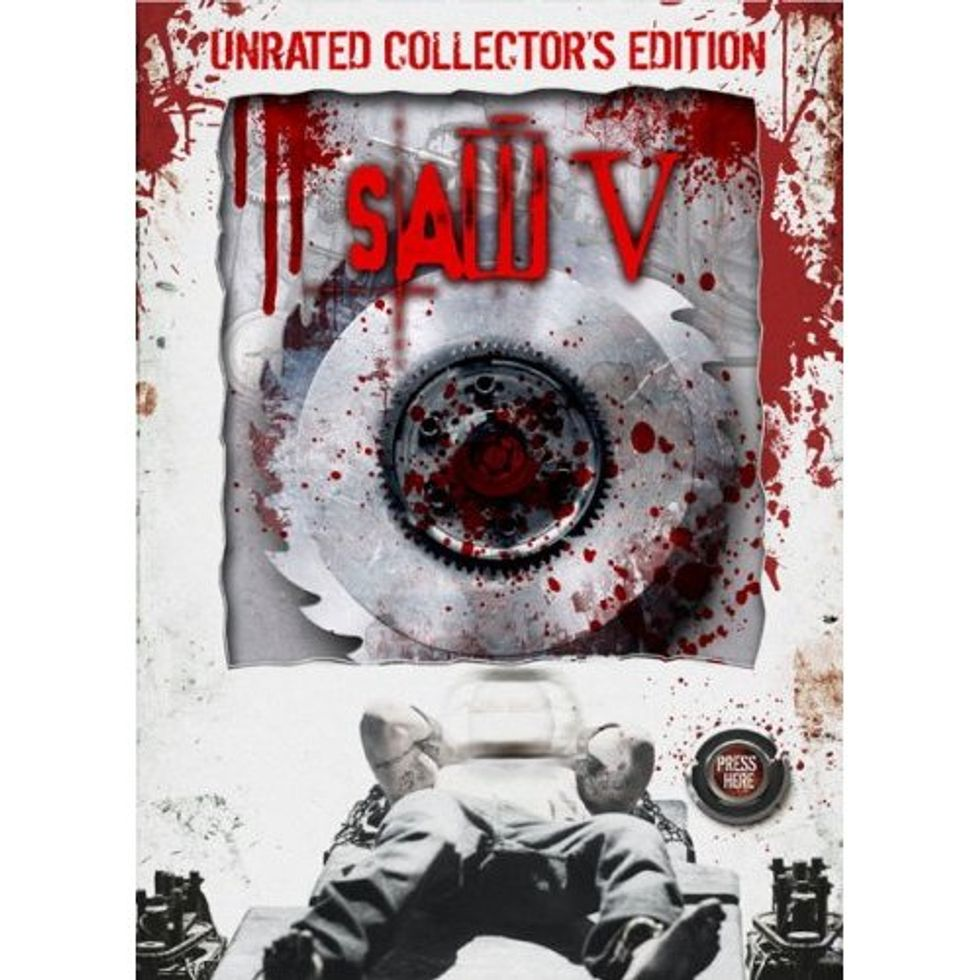 New Blades In Saw V!