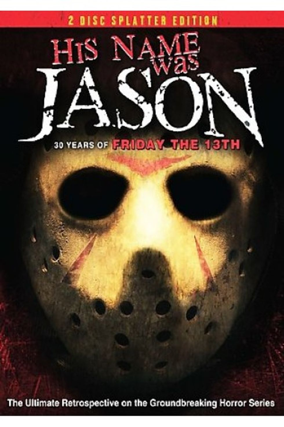 His Name Was Jason on DVD!