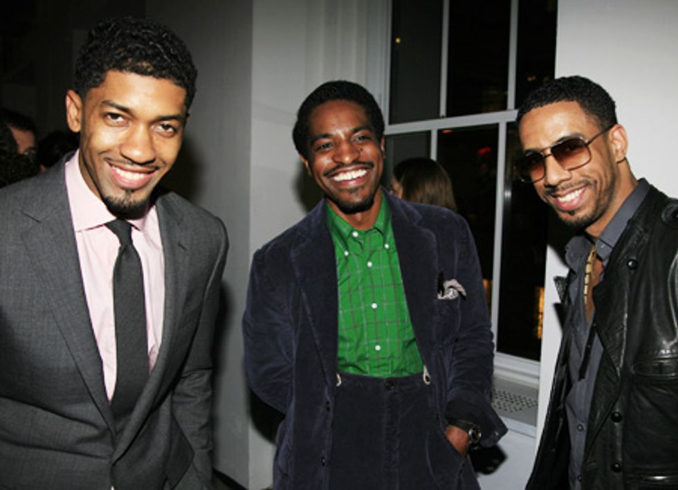 """The Hunks and Hotties Come Out as GQ and the CFDA Toast the """"Best New Menswear Designer in America"""" Finalists"""