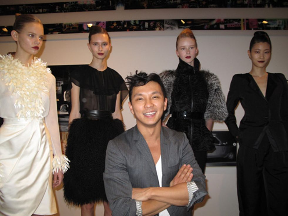 The Debut of Prabal Gurung's Luxurious Collection