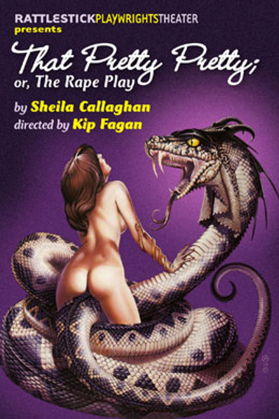 Stage Notes: That Pretty Pretty; Or, The Rape Play