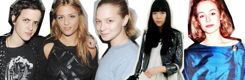 """Fashion Week Daily Wrap-Up: Susie """"Bubble"""" Lau, Yves Saint Laurent, Lorick and Charlotte Ronson"""