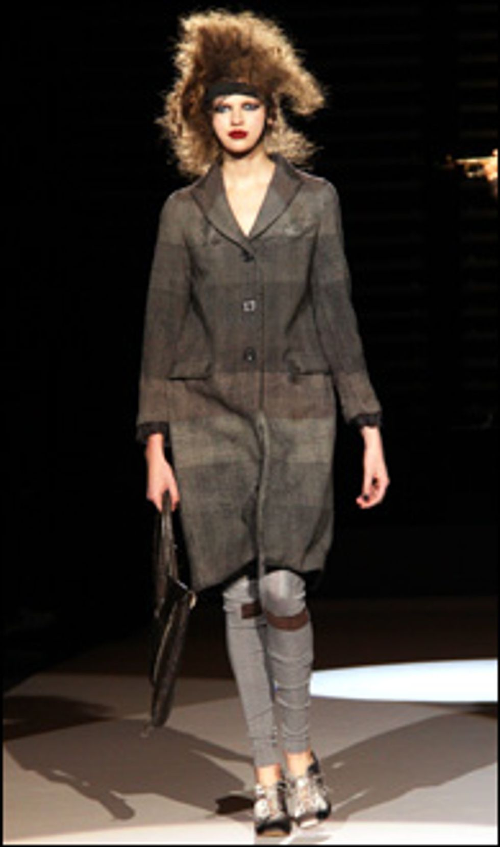New York Fall '09 Collections: Diesel Black Gold