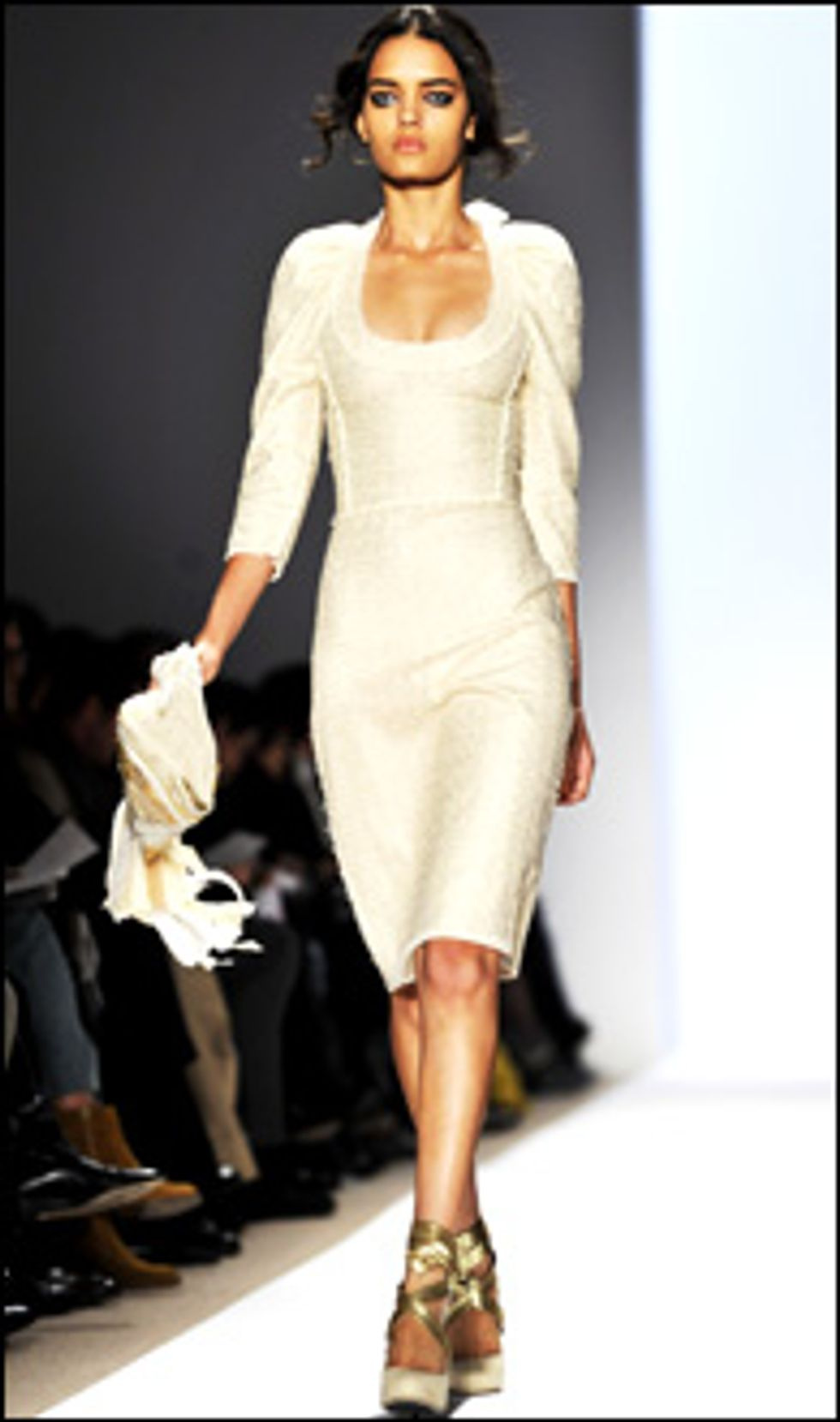 New York Fall '09 Collections: Ports 1961