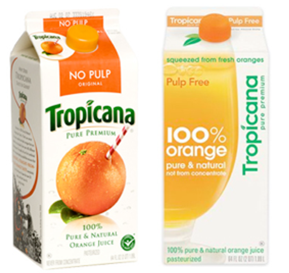 Eight Items or Less: Tropicana Takes it Back & Opening Ceremony Has an Online Store
