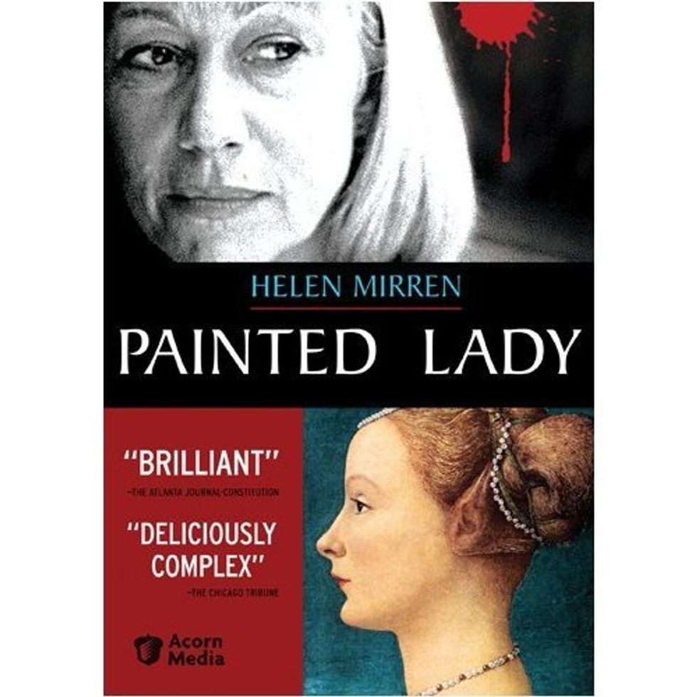 Helen Mirren's Painted Lady on DVD!