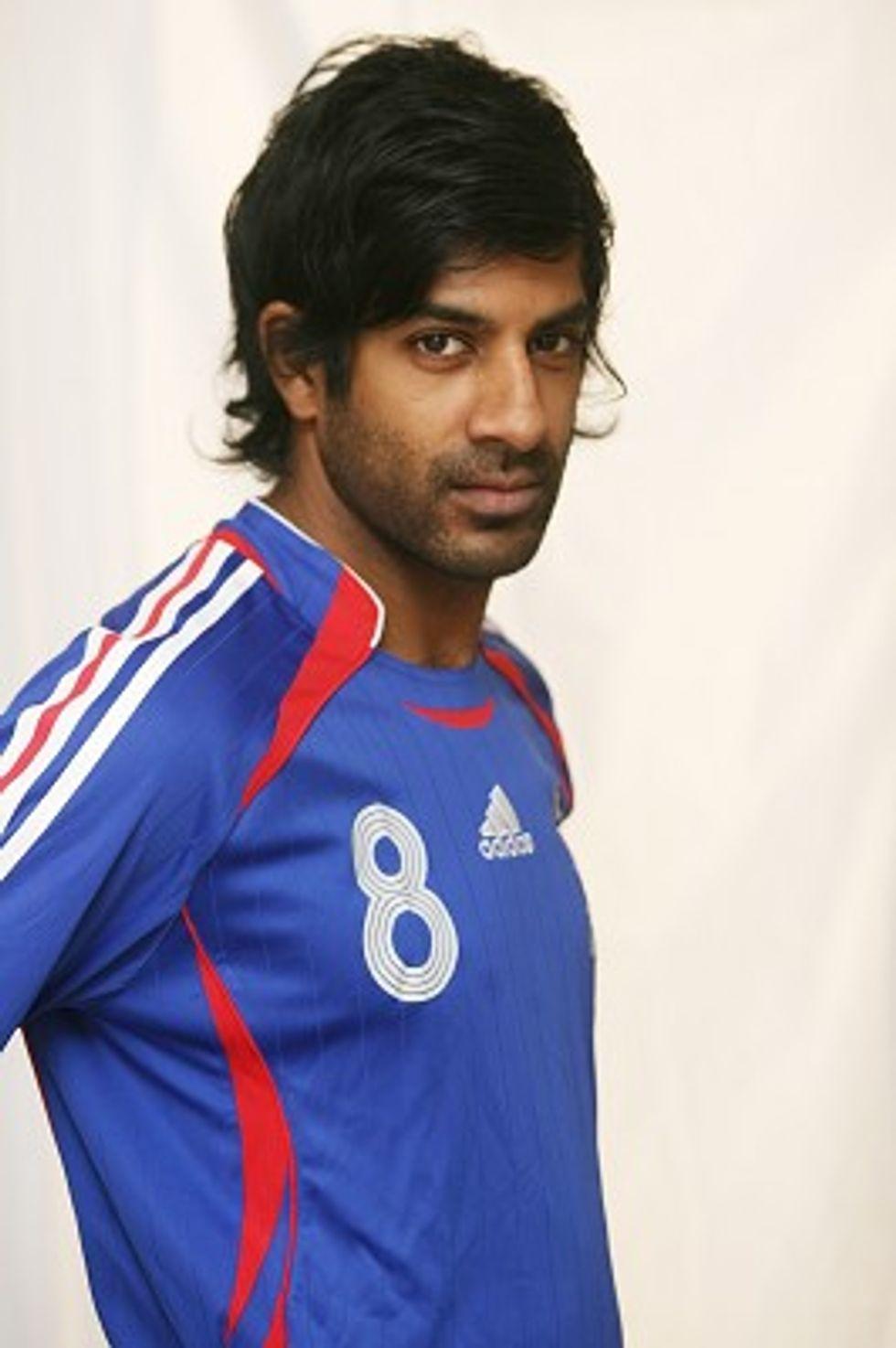 Dreamboat Footballer Vikash Dhorasso Stars in Substitute