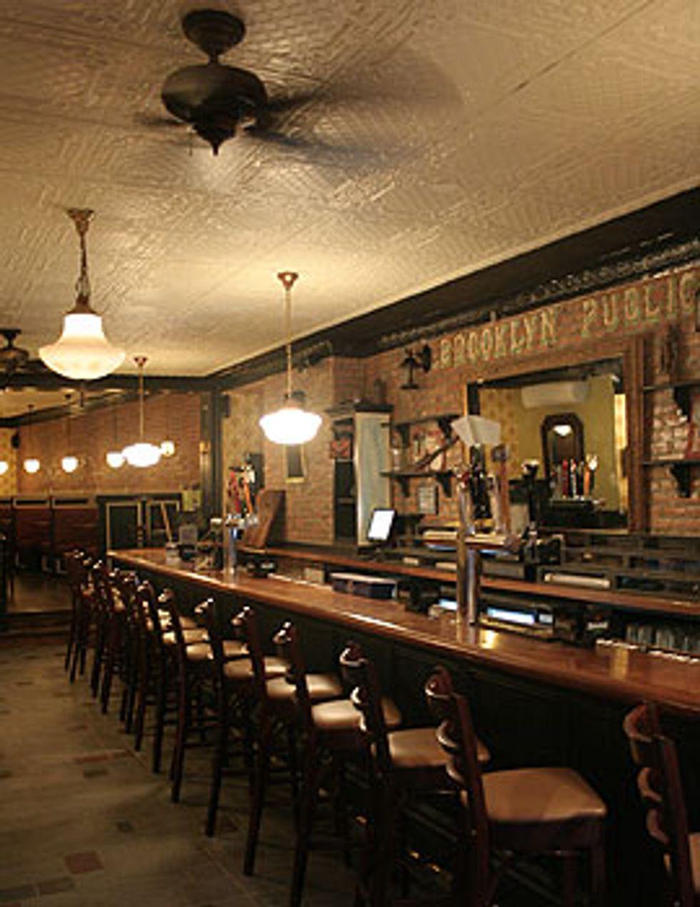 Bar of the Week: Brooklyn Public House