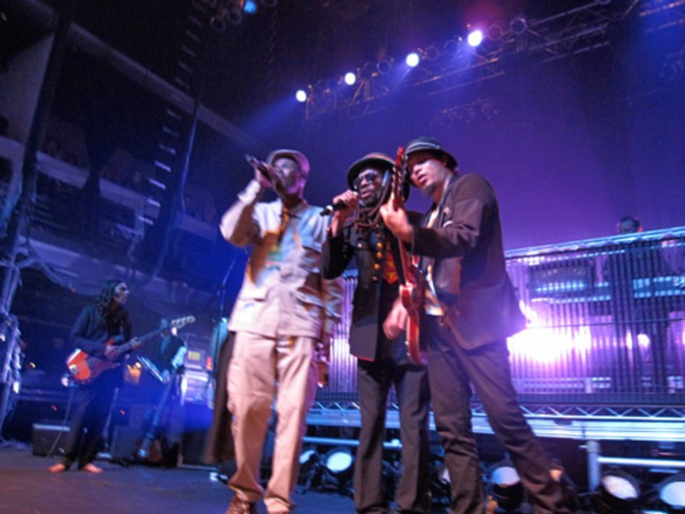 About Last Night... The Thievery Corporation Show at Terminal 5