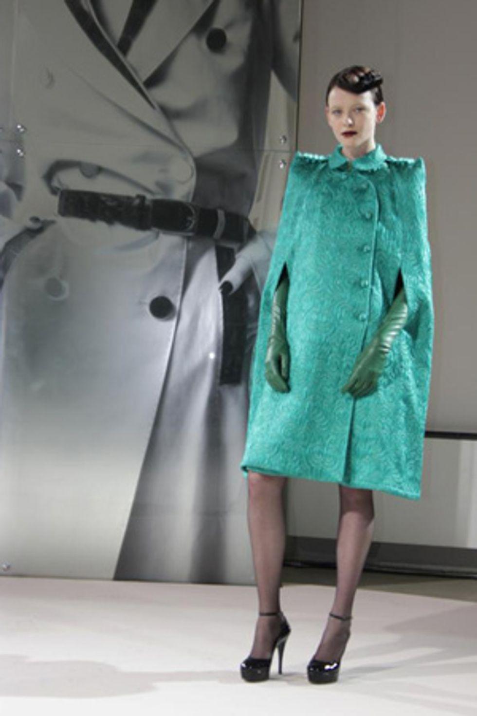 Milan Fashion Week Report: Allegri