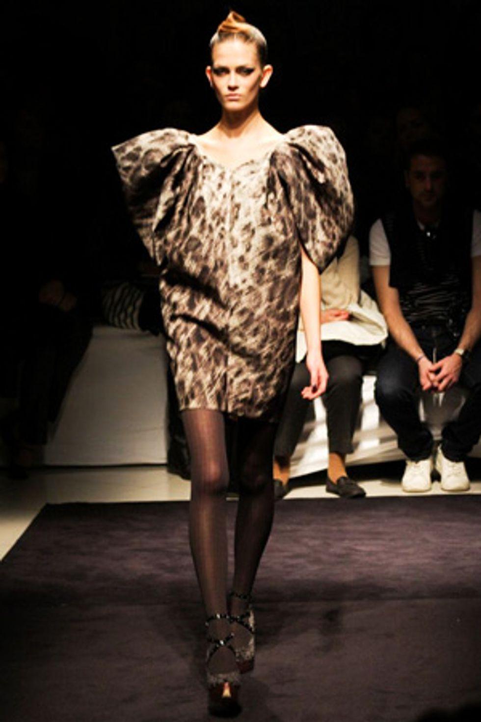 Milan Fashion Week Report: Albino