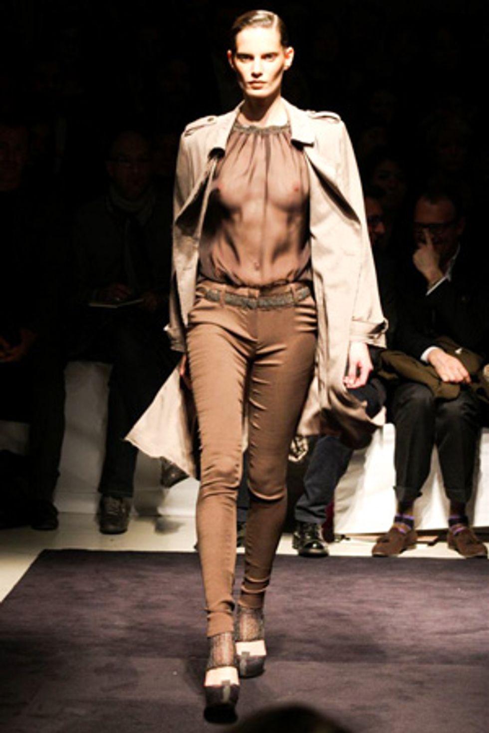 Milan Fashion Week Report: Alessandro Dell'Acqua