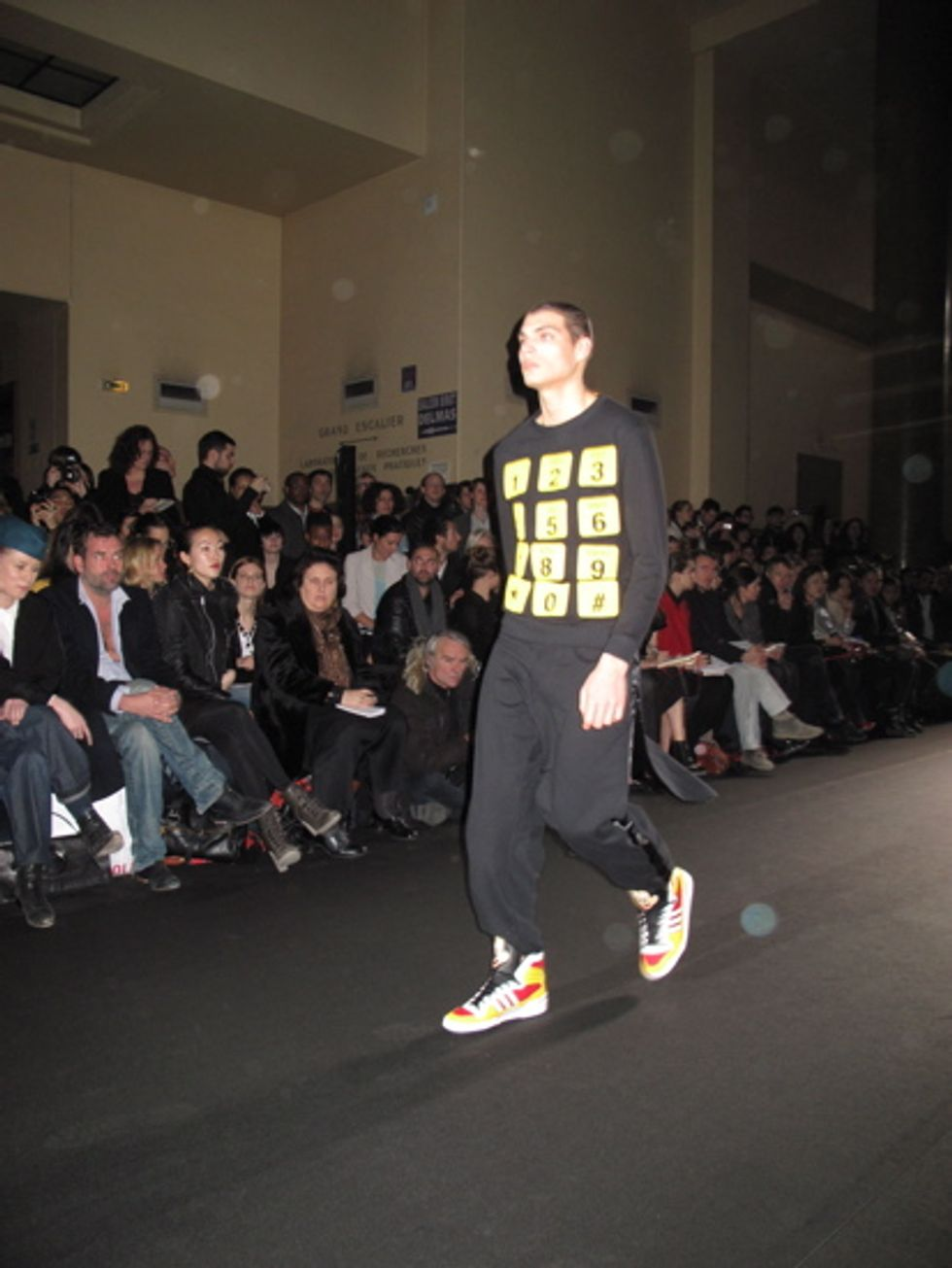 Fun Fun Fun at Jeremy Scott!!