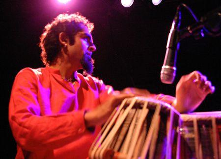 Opening Nights Festival With Ustad Shujaat Khan, Karsh Kale