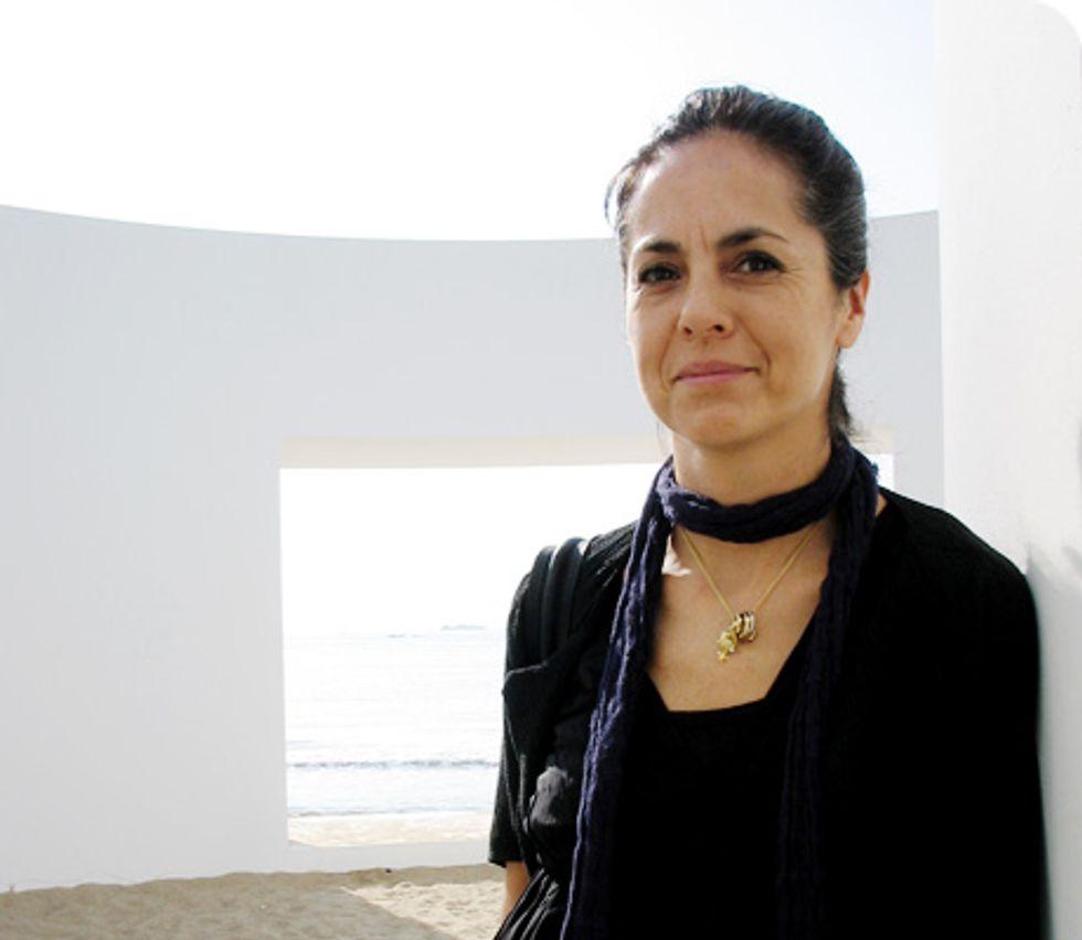 Zeroing in on Maria Cornejo