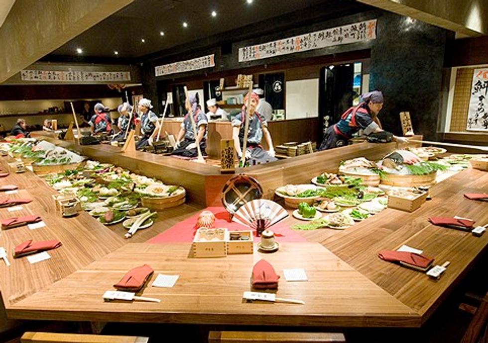 Restaurant of the Week: Inakaya