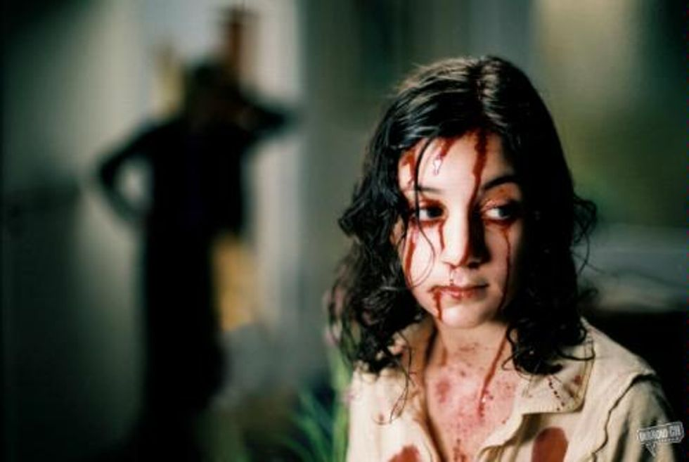 Sensational Swedish Vampire Flick, Let The Right One In, On DVD!