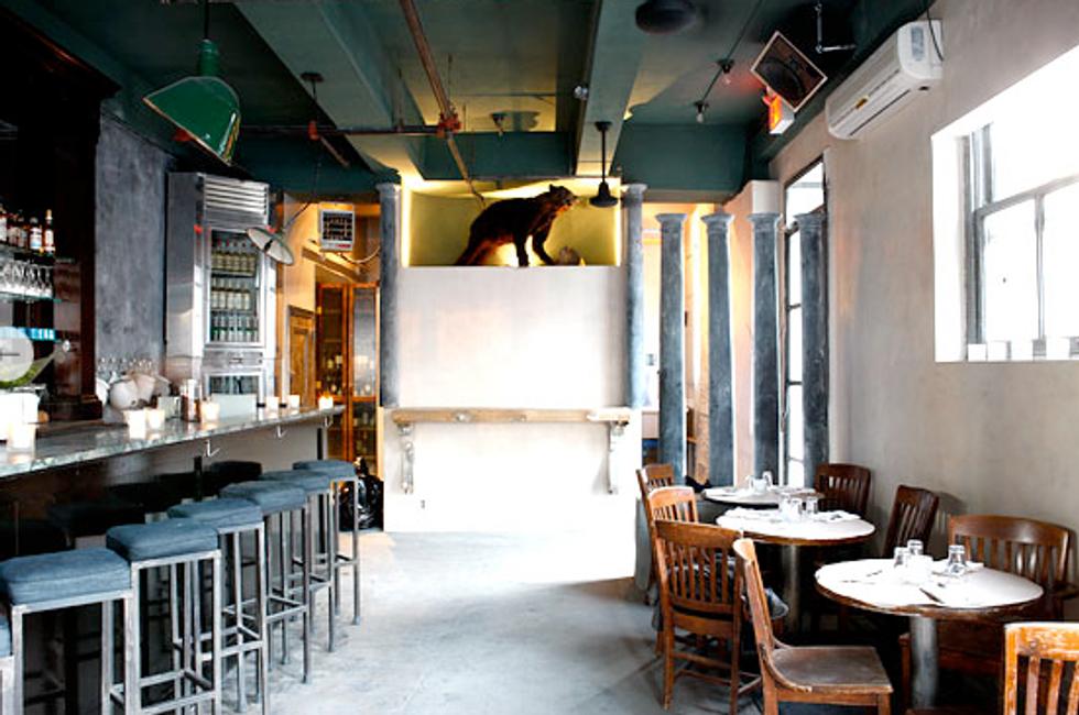 Bar of the Week: White Slab Palace